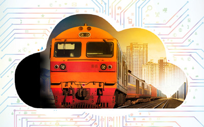 Navigating risks and ensuring data accessibility in the rail industry with cloud and AI-infused contract management