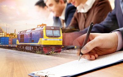 How legal teams in railroads can gain control over the contracting process with contract intelligence