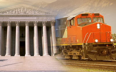 How digitalized contract management for a railroad's legal departments is a win-win for the organization